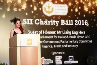 SII Charity Ball 2016